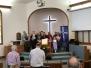 Pastor Breen's Farewell Sunday